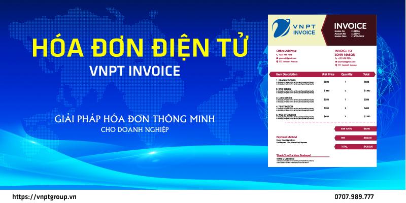 Hoá đơn điện tử vnpt Hà Nội